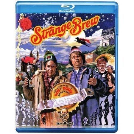 Strange Brew Blu-Ray w/ Digital HD Copy