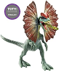 upc 887961607529 product image for Jurassic World Attack Pack Dilophosaurus Figure | barcodespider.com
