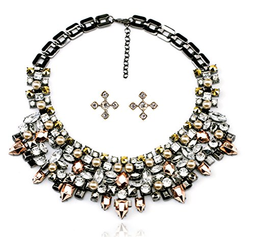 Fun-Daisy-Vintage-Jewelry-Fashion-Necklace-xl00192
