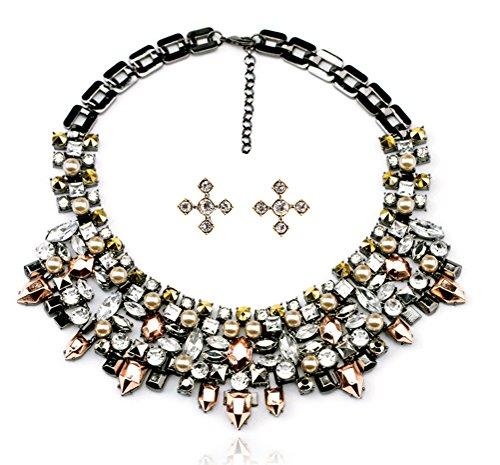 Fun-Daisy-Vintage-Jewelry-Fashion-Necklace-xl00192