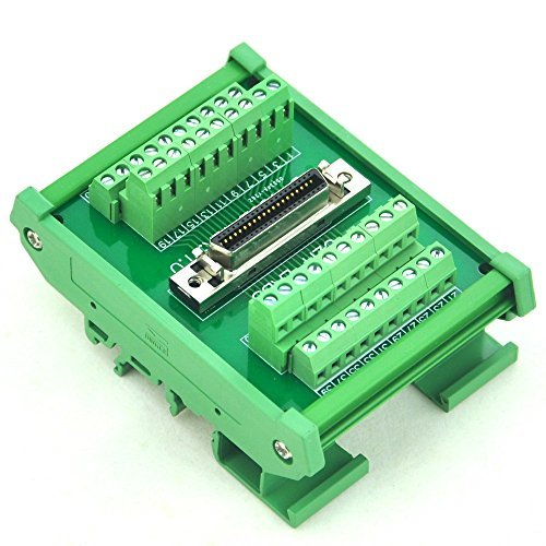 Electronics-Salon DIN Rail Mount 40-pin 0.05
