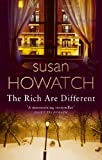 Front cover for the book The Rich Are Different by Susan Howatch