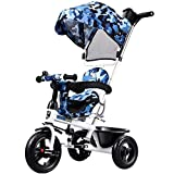 Baianju Children's Tricycle Bicycle Baby Stroller Baby Stroller.