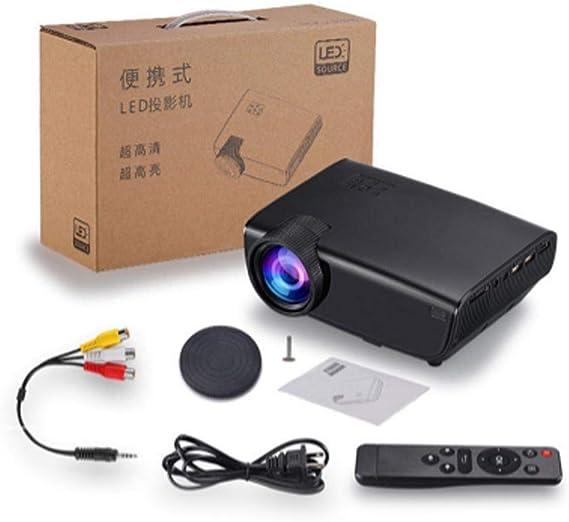 LFDD - Mini proyector portátil de Bolsillo, LED, soporta Full HD ...