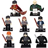 gonggamtop Harry Potter Hermione Malfoy Ron Snape Lord 8 Mini figures Building Toys