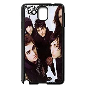 Steve-Brady Phone case My Chemical Romance Music Band For Samsung Galaxy NOTE4 Case Cover Pattern-4