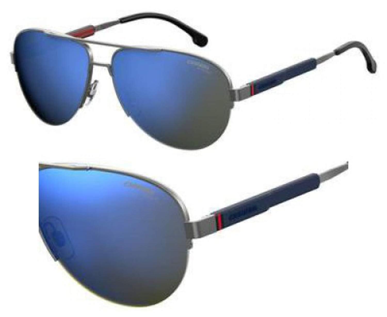Sunglasses Carrera 8030 //S 0R81 Matte Ruthenium//XT blue sky miror lens