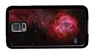 Hipster best Samsung Galaxy S5 Cases rosette nebula PC Black for Samsung S5