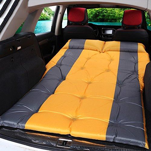 GYP インフレータブルベッドSuvの車のベッド、屋外の寝台マットトラベルベッドの車のマットキャンプモイストプルーフパッドポータブル折り畳み旅行休暇の自動車用品190 * 126センチメートル ( 色 : #3 ) B077XBVY2L #3 #3