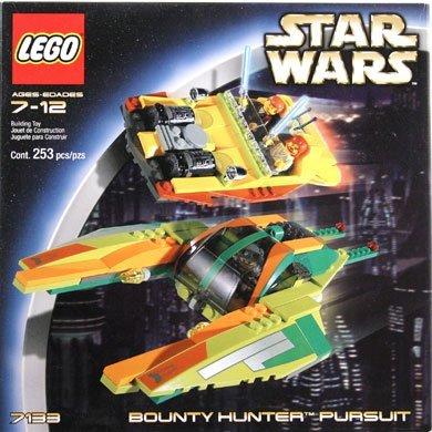 LEGO Star Wars Bounty Hunter Pursuit