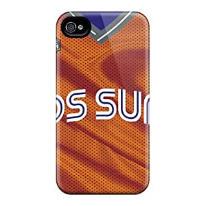 High Quality Phone Case For Iphone 6 With Support Your Personal Customized Attractive Phoenix Suns Skin Marycase88