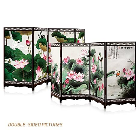 Amazoncom Double Sided Plastic 3d Screen Puzzle Lotus Flowers