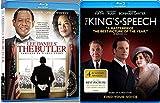 The King's Speech & The Butler Lee Daniels Blu Ray True Story Drama Movie Set