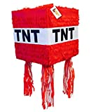 TNT Pinata Red Color by APINATA4U