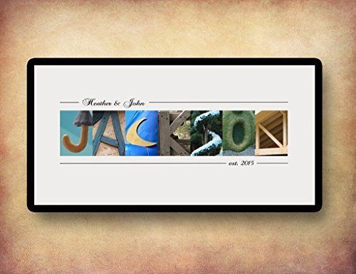 Personalized Walt Disney Artwork - Customized with your name