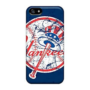 New Design For Iphone 5/5s Cases (new York Yankees) Gifts For Lovers And Friends