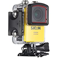 SJCAM M20 4K 1080P Full HD 16MP 166¡ãWide Angle Waterproof 30M WiFi Sports Action Camera - Yellow