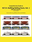 Comprehensive Guide to Railking Rolling Stock Volume 1