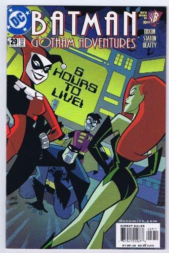 Batman Gotham Adventures - Batman: Gotham Adventures #29
