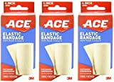 Best Ace Bandages - 3 Pack - ACE Elastic Bandage with Hook Review