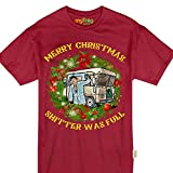 My Frog Store Merry Christmas Shitter was Full Xmas Vacation Funny Tshirt