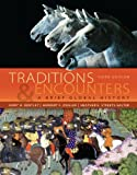 Traditions & Encounters Brief w/ Connect Plus with LearnSmart 2 Term Access Card, Jerry Bentley, Herbert Ziegler, Heather Streets Salter, 0077819616