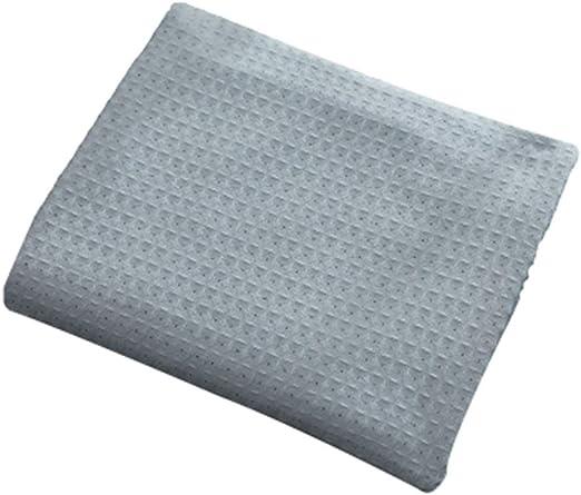 Ropa de cama Mantas y colchas Manta de Gasa de algodón Panal de algodón Simple Gasa Cubierta Verano Manta Delgada Sola Gasa Doble Manta de Toalla (Color : Gray): Amazon.es: Hogar