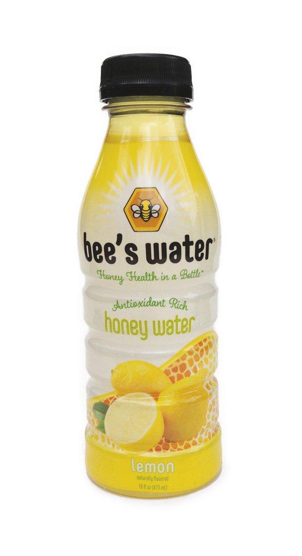 Image result for BEES WATER: Lemon Honey Water bottle