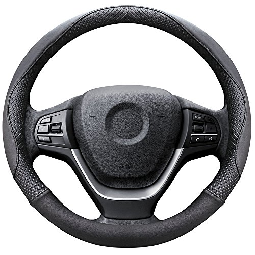 sentra steering wheel cover - 3