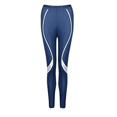 HP95(TM) Women High Waist Fitness Leggings Trousers for Running Gym Sports