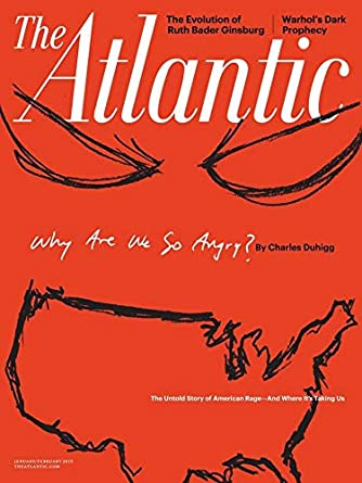 who reads the atlantic
