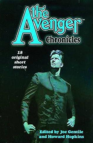 book cover of The Avenger Chronicles