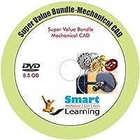 Smart Learning Super Value Bundle - Mechanical CAD (DVD)