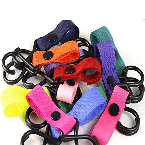 Hot!!10 lot Infant stroller hook multi purpose, good helper