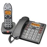 Amplicom PowerTel 580 Combo Amplified Phone Set