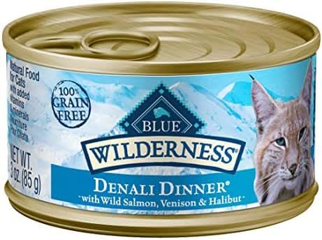 Cat Food: Blue Buffalo Wilderness Denali Dinner