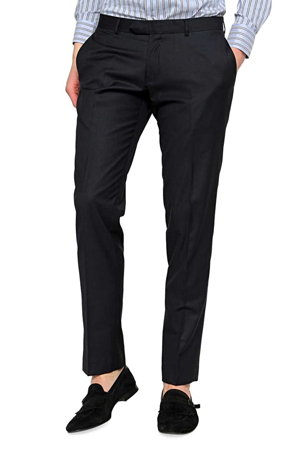 David Naman Business Pants BENNO, Color: Dark blue