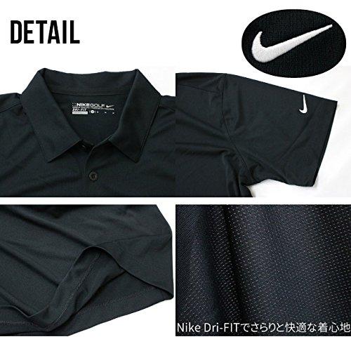 ナイキ ゴルフ NIKE GOLF ドライフィット メッシュ ポロシャツ 半袖 速乾性 メンズ 男性 [並行輸入品]