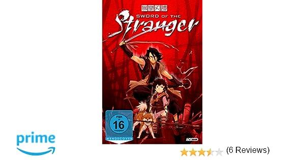 Sword of the Stranger - Mediabook + DVD Alemania Blu-ray ...