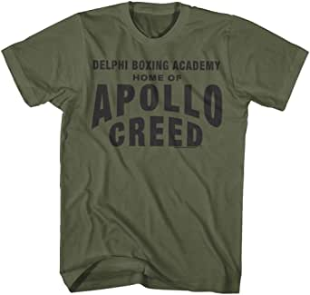 American Classics Rocky - Apollo Home - Army Green - Xl Shirt