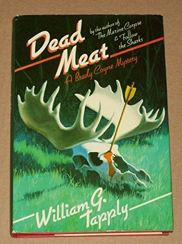 Read Online Dead Meat: A Brady Coyne Mystery pdf