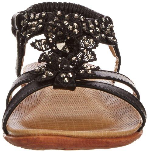 Griffith Park Jlh627 - Sandalias de vestir Mujer Black