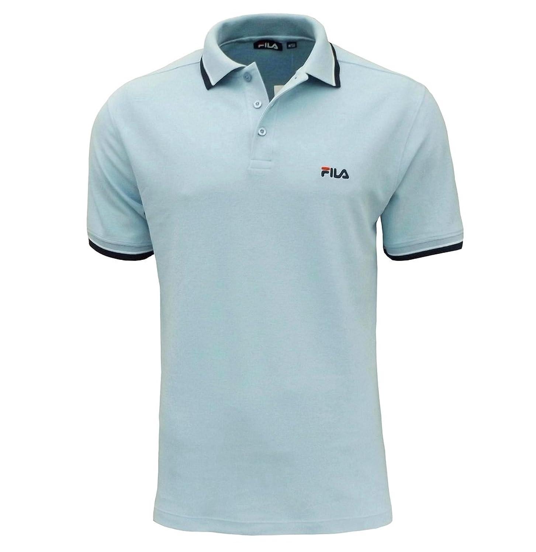 Fila Men's Moriase Polo T Shirt - Choice Of Colors