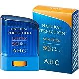 [Renewal 最新] AHCナチュラルパーフェクション線スティック/AHC NATURAL PERFECTION SUN STICK [SPF 50+ / PA ++++] [並行輸入品]