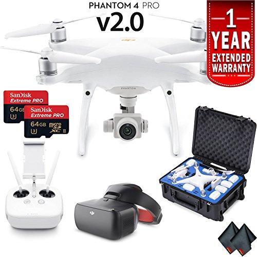 DJI Phantom 4 Pro Version 2.0 Quadcopter Professional Kit
