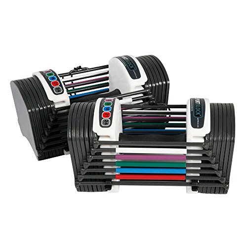 Power Block GF-SPDBLK24 Adjustable SpeedBlock Dumbbell