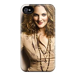 Iphone High Quality Tpu Case/ Drew Barrymoredirector Hollywood Mjc7455rsER Case Cover For Iphone 4/4s