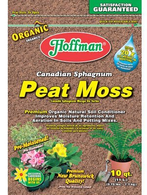 Hoffman A H Good Earth Sphagnum Peat Moss