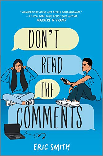 Book Cover: Don't Read the Comments