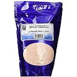 Salt Red Himalayan FDA Gourmet X-fine Grind (2 Pounds) Halall Kosher Organic by Black Tai Salt Co.